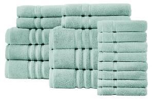 Home Decorators Collection Turkish Cotton Ultra Soft 18-Piece Towel Set