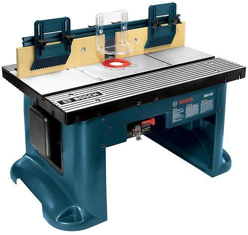 Bosch 15-Amps Adjustable MDF Router Table At Lowes.com
