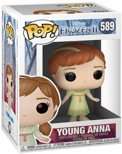 Funko Pop Disney: Frozen 2 Young Anna