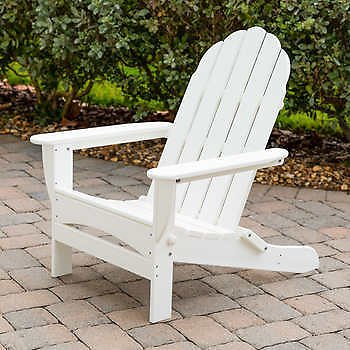 Long Beach Folding Adirondack Chair
