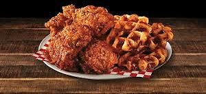 Introducing KFC's New Nashville Hot Chicken & Waffles!