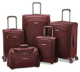 Samsonite Silhouette 16 Softside Luggage Collection