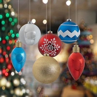 50% Off Christmas Lights and Ornaments