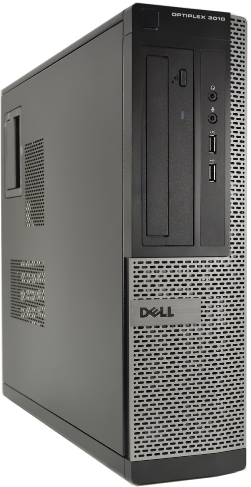 Refurbished Dell 3010-D Desktop PC with Intel Core I5-3570 Processor, 8GB Memory, 2TB Hard Drive and Windows 10 Pro (Monitor Not