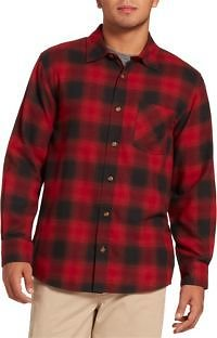 Field and Stream Men's Classic Lightweight Flannel (Regular and Big & Tall)