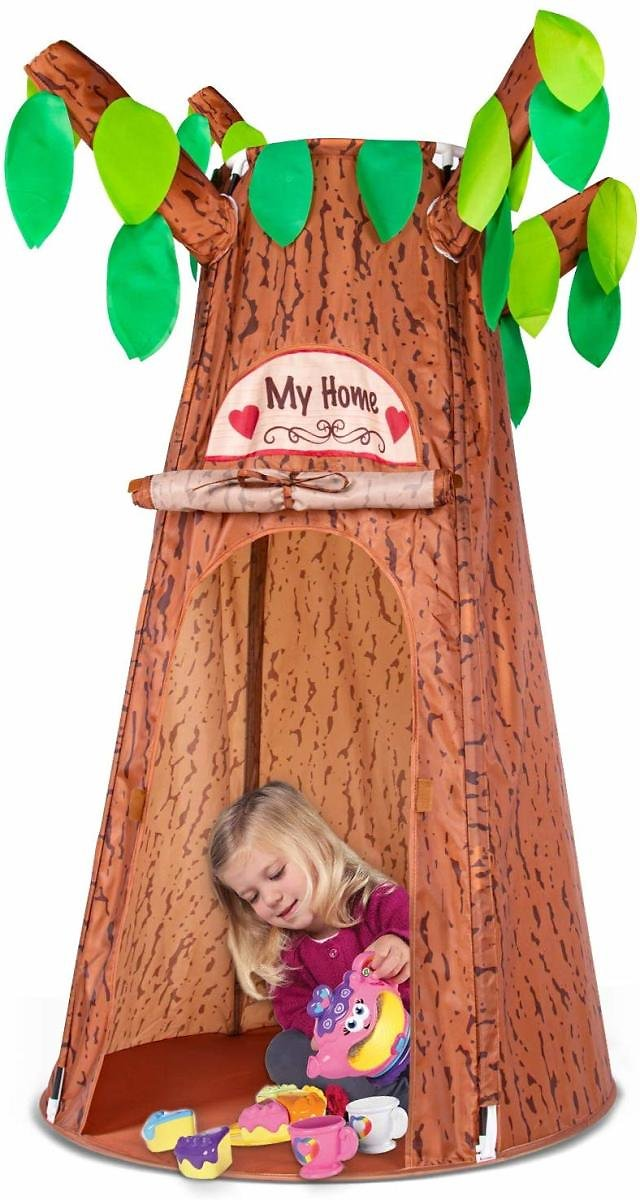 30% Off Forest Hollow Tree House for Girls and Boys $32.19