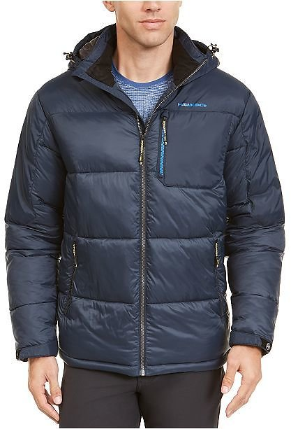 Hawke & Co. Outfitter Men's Puffer Jacket (Multiple Colors)