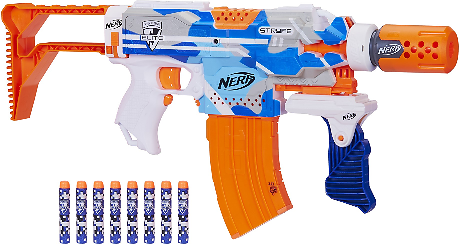 Nerf N-Strike Elite BattleCamo Series Stryfe