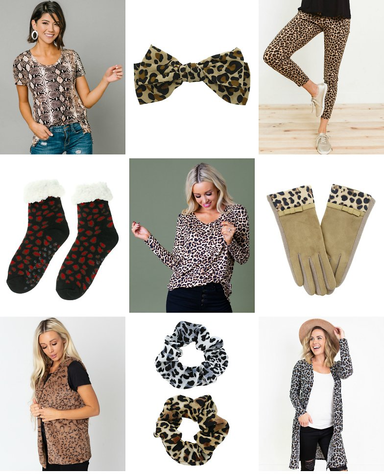 ANIMAL PRINT Flash Sale to 12/24 The Code Is FABSPOTS and It Will Make All Items Between $5-$20 SHIPPED!