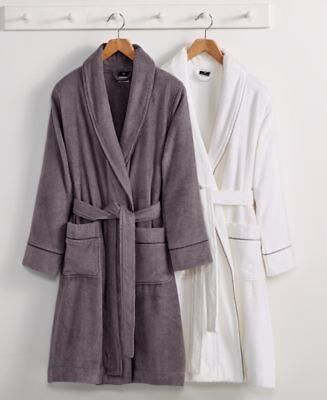 Hotel Collection Finest Modal Robe, Luxury Turkish Cotton (3 Colors)