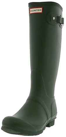 Hunter Original Tall Rain Boots $87.99 + Free Christmas Delivery