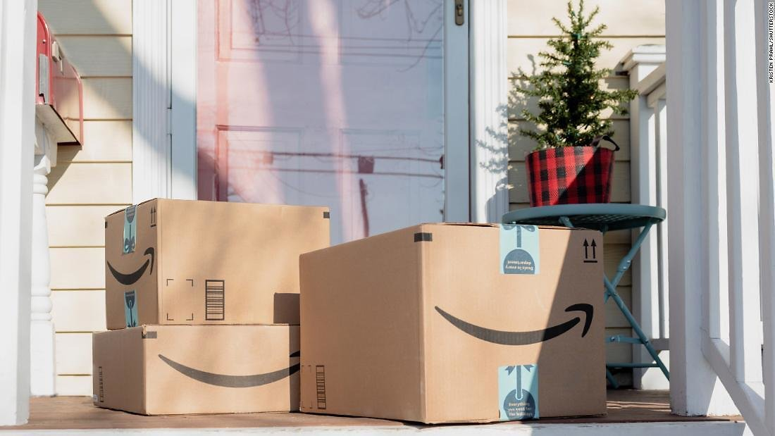 Amazon Reports Their Best Holiday Season Ever