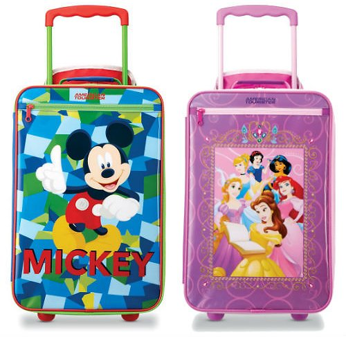 American Tourister Disney Carry-On + F/S