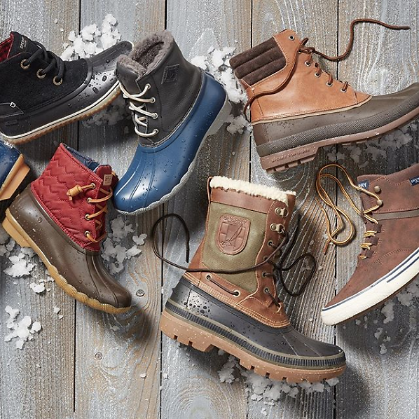 Up to 50% Off Sperry Semi-Annual Sale + Extra 20% off