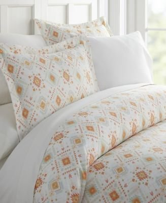 Ienjoy Home Lucid Dreams Patterned Duvet Cover Set By The Home Collection, Twin/Twin XL (Multi Color Options)