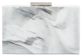 INC International Concepts INC Inci Marble Box Clutch, Created for Macy's & Reviews - Handbags & Accessories