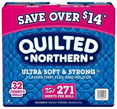 32-Ct Quilted Northern Toilet Paper