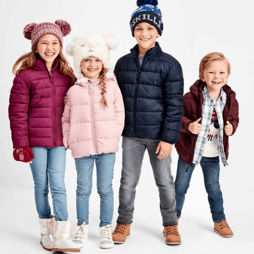 Up to 80% Off Macy's Last Act Kids' Clothing
