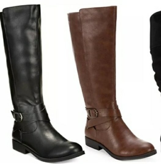 Women's Madixe Riding Boots (2 Colors)