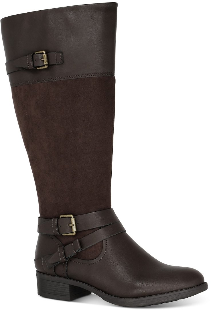 Style & Co Ashliie Riding Boots (2 Colors)