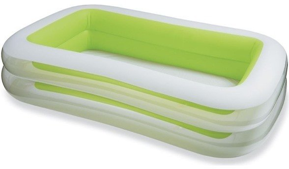 Intex Swim Center Family Inflatable Pool for Ages 6+