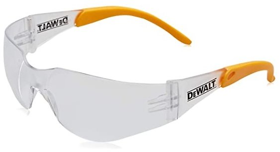 Dewalt Protector Clear Protective Safety Glasses