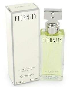 ETERNITY By Calvin Klein Perfume for Women EDP 3.3 / 3.4 Oz New in Box