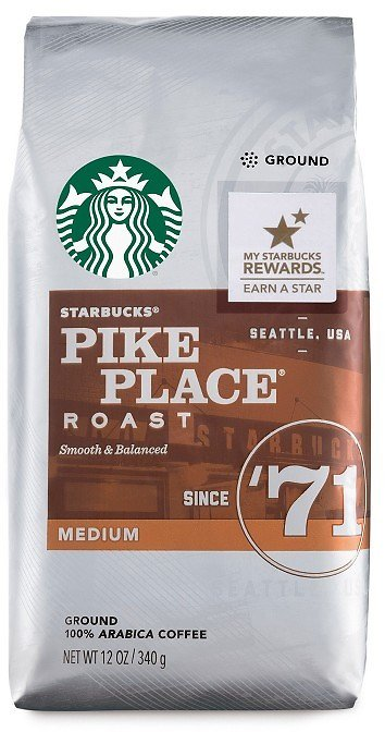Starbucks Coffee $5.99 Each w/2, Using Same-Day Order Services