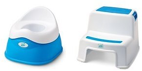 Little Journey Children's Potty Chair, Potty Seat or Double Step Stool (In Store)