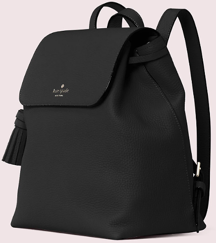 Kate Spade Daniels Drive Selby Leather Backpack