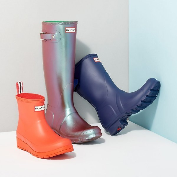 Up to 60% Off Women Hunter Shoes