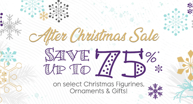 Up to 75% Off On Select Christmas Figurines, Ornaments & Gifts At Precious Moments Co. Inc.