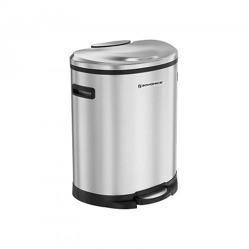 Stainless Steel Trash Can 13.2 Gal (50L)