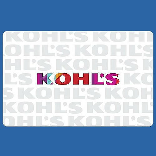 $20 Kohl's eGift Card for $10 (Select Users)