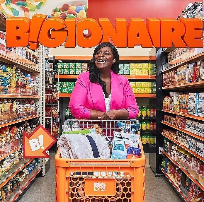 Up to 90% Off Big Lots Clearance Event