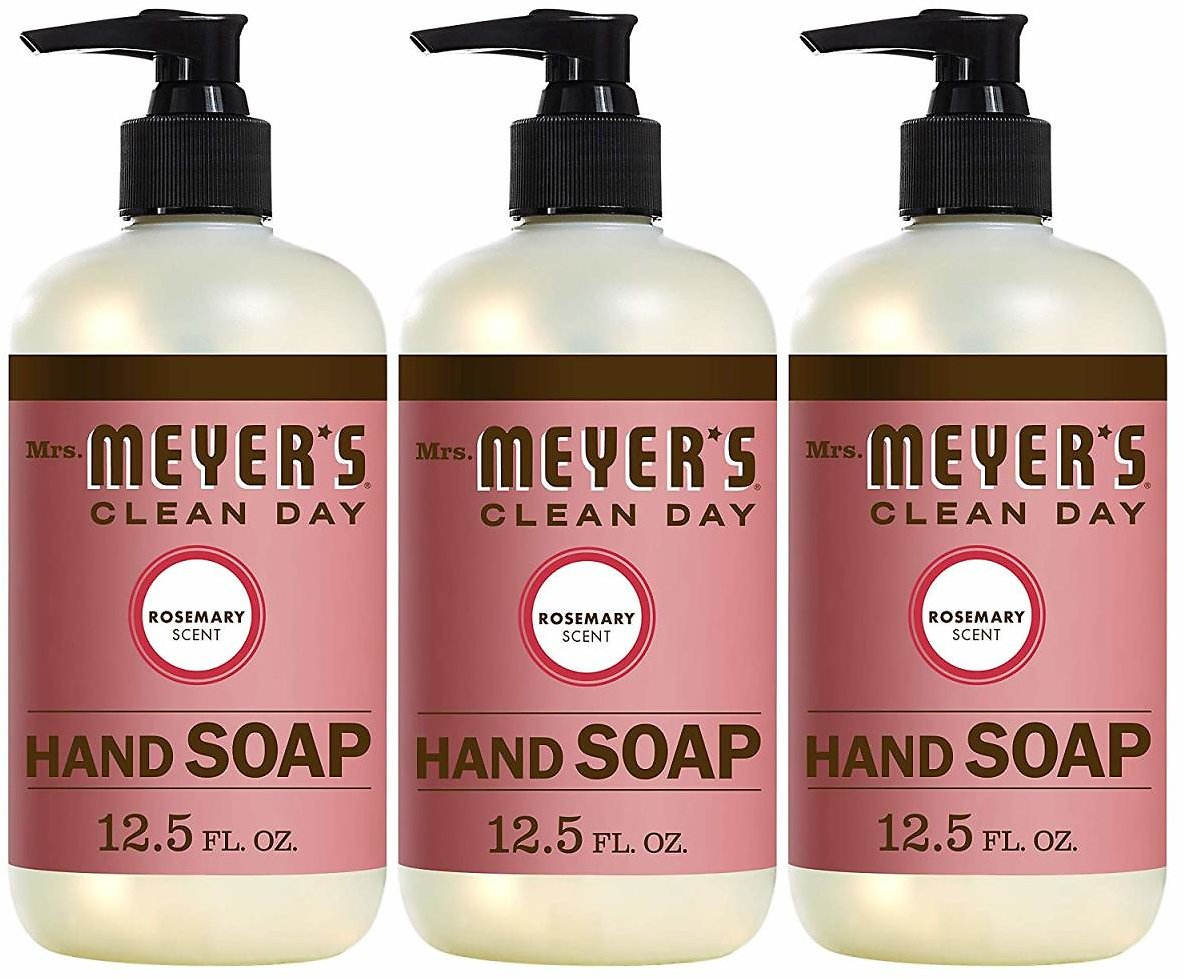 3-Ct Mrs. Meyer´s Clean Day Hand Soap