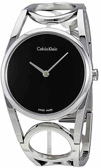 Calvin Klein Stainless Steel Ladies Watch (Ships Free)