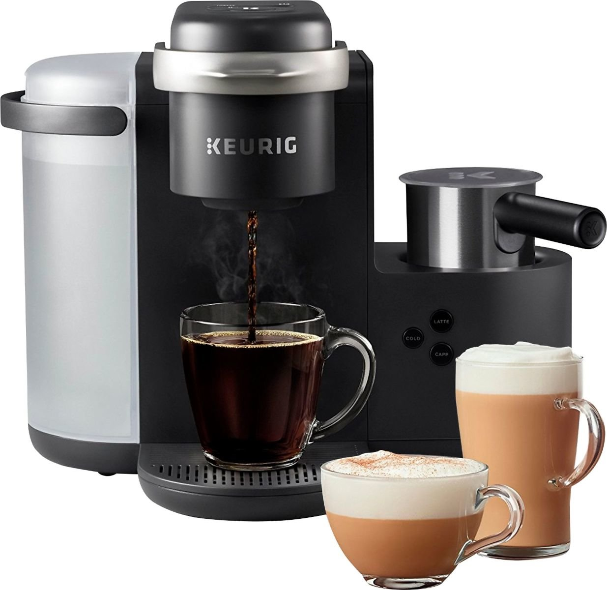 Keurig K-Cafe Single Serve K-Cup Coffee Maker, Today Only!
