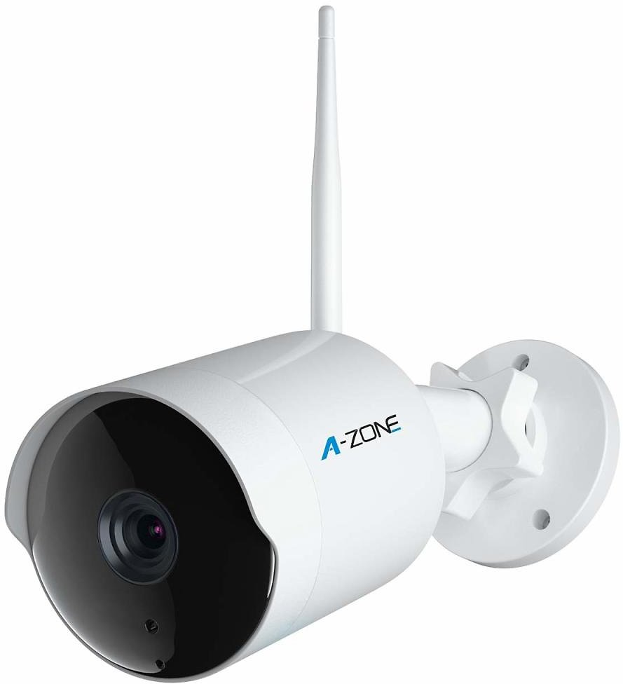 Outdoor Security Camera - HD 1080P 2.4G WiFi Camera 50ft Night Vision IP66 Home Surveillance IP Camera Two-Way Audio, Motion Det