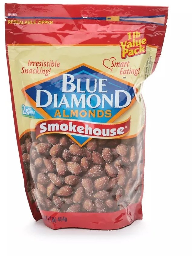 Blue Diamond Almonds | Walgreens ( 3 Types)
