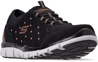 Skechers Women's Gratis High Class Walking Sneakers from Finish Line & Reviews - Finish Line Athletic Sneakers - Shoes