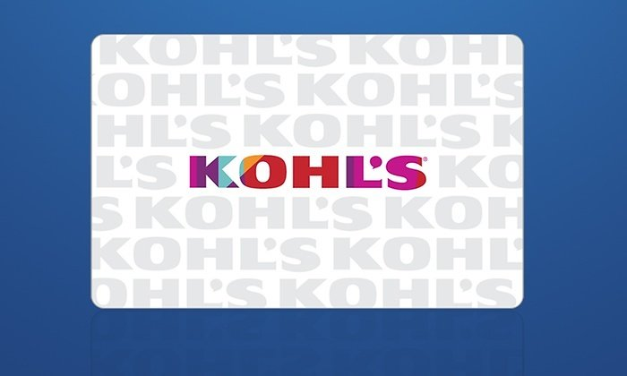 $10 for $20 Kohl's eGift Card (Select Users)