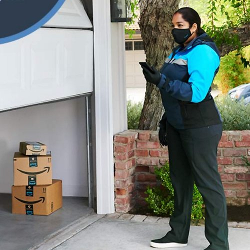 Free $40 Amazon Credit w/ In-Garage Delivery