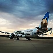 Frontier Airlines Round-Trip Travel Fare Sale From $50