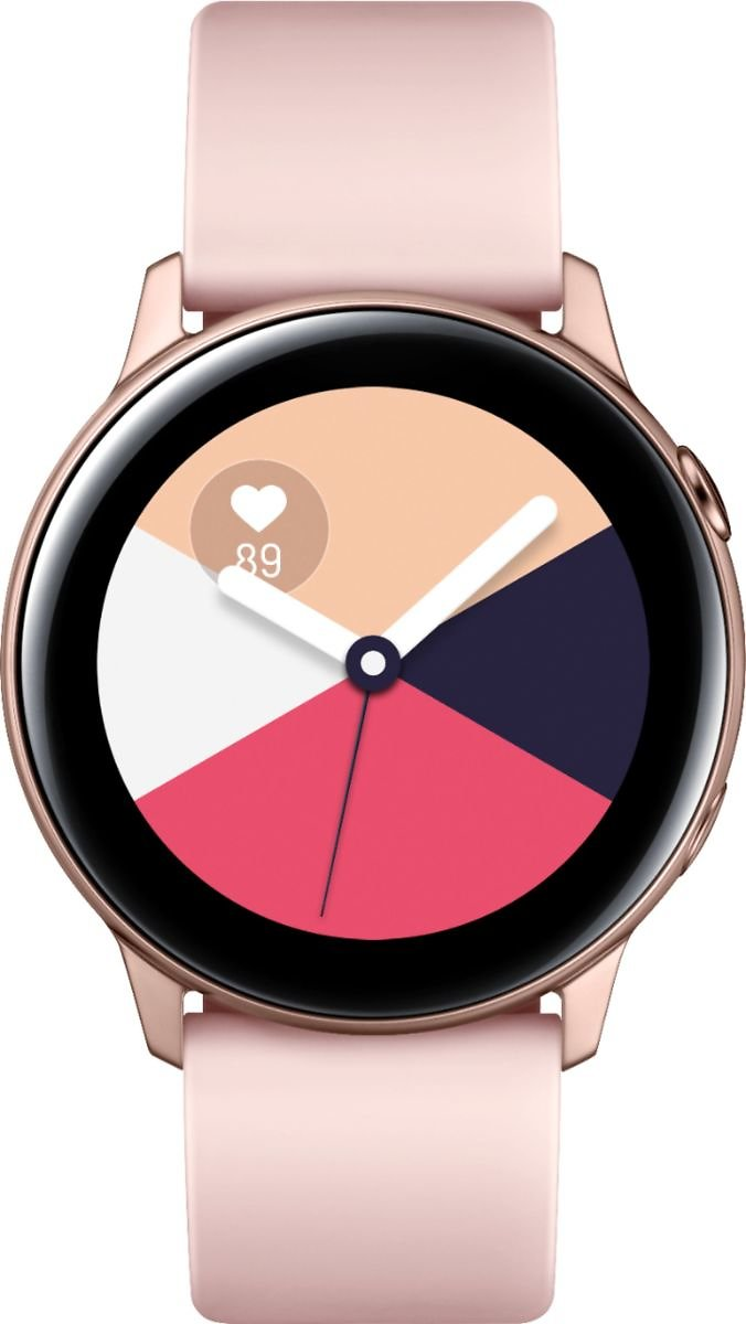 Samsung Galaxy Watch Active Smartwatch 40mm Aluminum (4 Colors) + Free Shipping