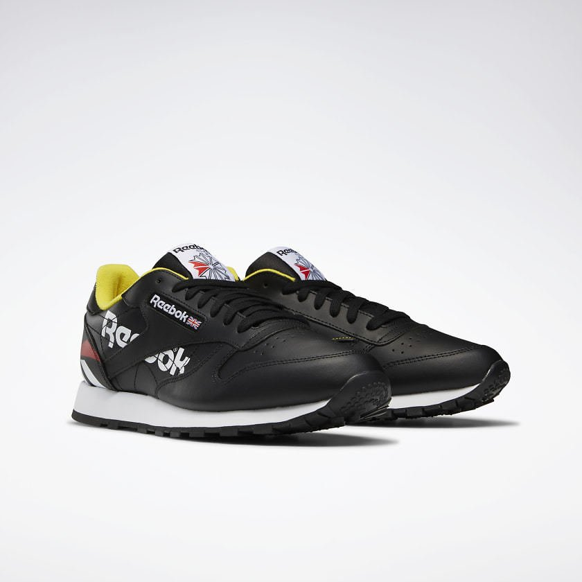 Reebok Classic Leather Shoes (Ships Free)