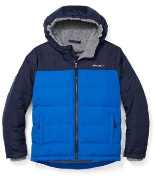 Classic Down Hooded Jacket