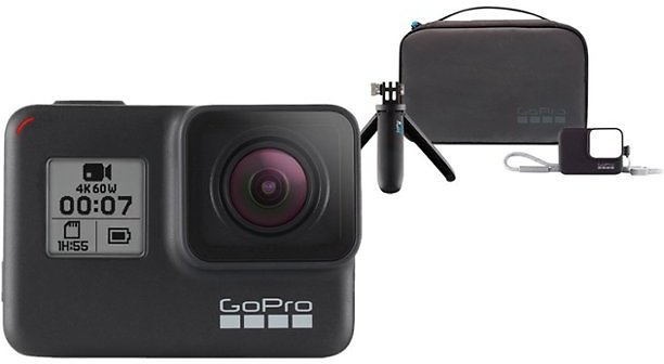 Free $50 Best Buy E-Gift Card with GoPro HERO7 Black Action Camera