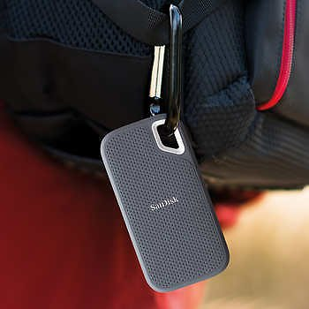 SanDisk Extreme 1TB Portable Solid State Drive