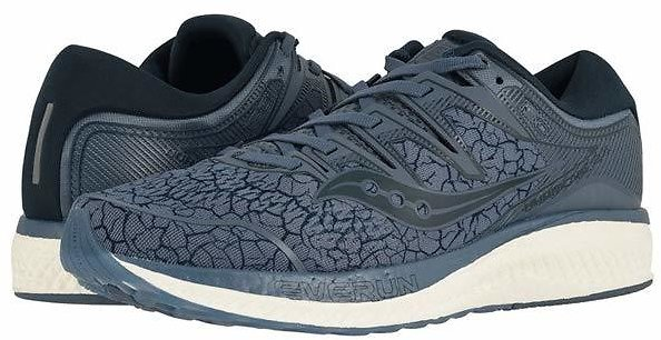 Saucony Men's Hurricane ISO 5 Running Shoes Free Shipping for Prime Members